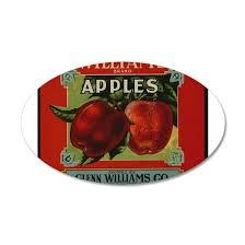 Vintage Fruit Vegetable Crate Label Wall Decal By Palacio De Bella Artes Cafepress