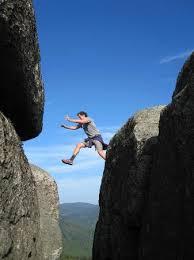 Leap Of Faith Picture Of Old Rag Mountain Hike Shenandoah National Park Tripadvisor