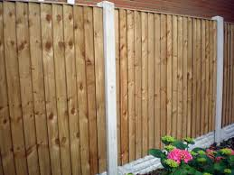 Fencing Wood Concrete Taunton Bridgwater Yeovil Burnham On Sea Fencing R Us