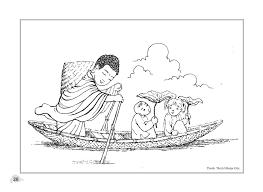 Đức Phật Với Tuổi Thơ - Tập 1 - Truyện Tranh Phật Giáo
