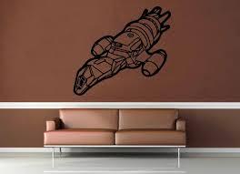 Serenity Firefly Wall Decal Geekerymade