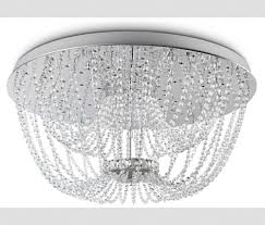 glass philips myliving ceiling light