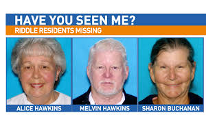 Have you seen these missing persons? 3 missing in Douglas County | KMTR