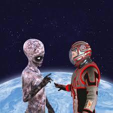 Qué hacer en el caso de una invasión alienígena? Recurrir a la política,  claro