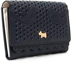 radley medium flapover purse bird cut