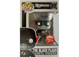 Funko Pop! Heroes DC Universe The Black Flash Fugitive Exclusive ...