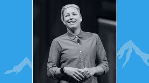 Abby Wambach, retired soccer star, advocate for pay equity and inclusion
