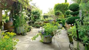 garden of the week french style