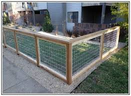 Wire Mesh Panels Home Depot Images Hog Wire Fence Backyard Fences Wire Fence