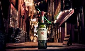 jameson irish whiskey pes 8 million
