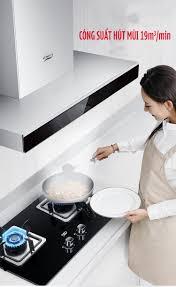 4 lý do chọn máy hút mùi Chefs – BẾP KƯỜNG THỊNH