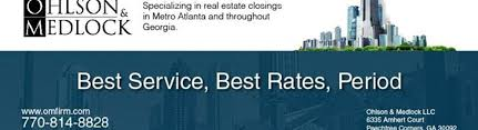Ohlson & Medlock, LLC - Peachtree Corners, GA - Alignable