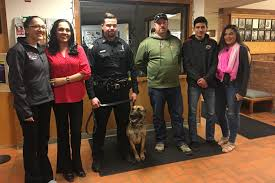 RSPD Retires K9 Officer and Welcomes Two More | SweetwaterNOW