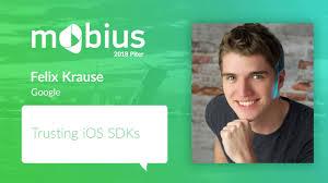 Felix Krause — Trusting iOS SDKs - YouTube