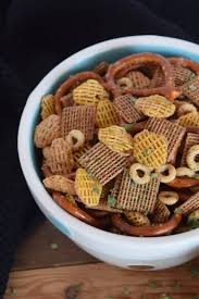 dill pickle ranch chex mix lord byron