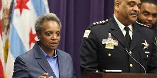 Fired Chicago police chief Eddie Johnson officially retires ...