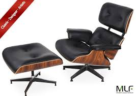 mlf lounge chair and ottoman