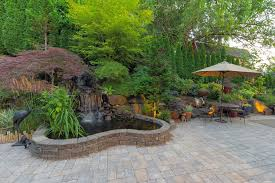 japanese rock garden in your backyard