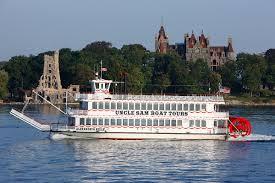 uncle sam boat tours visit the 1000