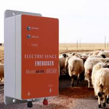 10km Electric Fence Solar Energizer Charger Controller Animal Horse Cattle Poultry Farm Shepherd Alarm Livestock Tools Aliexpress