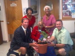 Ms Hilda Smith Celebrates Her 106th Birthday - Bernews