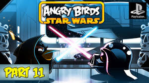 Angry Birds: Star Wars - Part 11 - Exclusive Levels (PS4 Gameplay ...