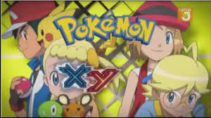 Pokemon XY Episode part 1