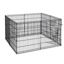 I Pet 30 8 Panel Pet Dog Playpen Puppy Exercise Cage Enclosure Play P