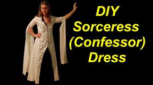 meval sorceress costume