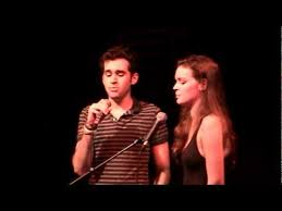 """Adam Chanler-Berat, Jennifer Damiano - """"Without You"""" (Live at ..."""