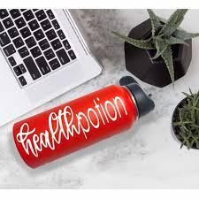 Health Potion Vinyl Sticker Hydroflask Sticker Fitness Etsy