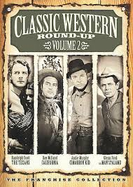 Classic Western Round-Up: Vol. 2 (DVD, 2007, 2-Disc Set) for sale online |  eBay
