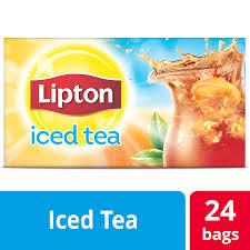 lipton iced tea sweet 2 x 24 bags