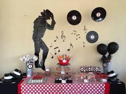 Michael Jackson Party Festa De Michael Jackson Ornamentacao De