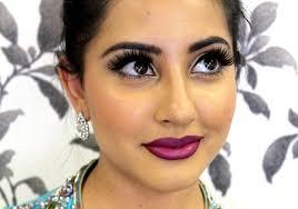 indian makeup tutorial guest at an