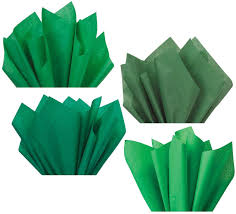 Amazon.com: Hunter Ivy Kelly Pine Green Assorted Mixed Color Multi-Pack  Tissue Paper for Flower Pom Poms Art Craft Wedding Bridal Shower Party Gift  Bag Basket Filler Decoration: Health & Personal Care
