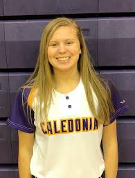 Caledonia junior outfielder Abby Mitchell begins varsity career on a  hitting tear - mlive.com