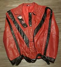 authentic vtg michael jackson thriller