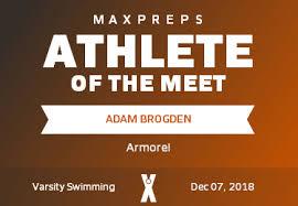 Adam Brogden's (Armorel, AR) Awards | MaxPreps