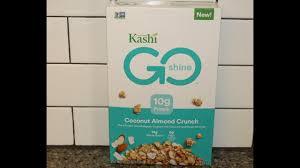 kashi go shine coconut almond crunch