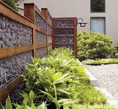 Rock Fence Google Search Fence Design Backyard Garden Privacy
