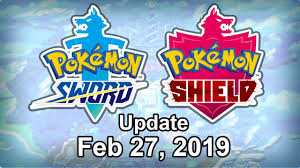 Pokemon Sword and Shield Update - February 27, 2019 - YouTube