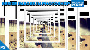how to resize an image in photo and