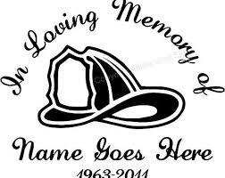 In Loving Memory Decals Vinyldecalshoppe
