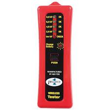 5 Light Wireless Fence Tester Premier1supplies