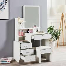 dressing table stool bedroom vanity set