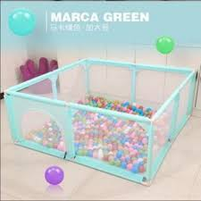 Baby Playpen Baby Crawling Mat Toddler Fence Indoor Toddlers Guard Ball House Shopee Philippines