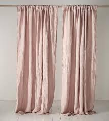 100 linen blush pink bedding in 2020