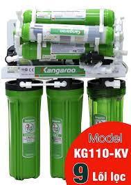 Máy lọc nước Kangaroo 9 lõi KG110 Không vỏ tủ (KG110-KV) - Bếp ...