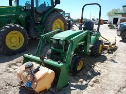 2004 john deere 2210 tractor east